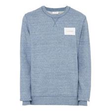 Heather Logo Sweatshirt