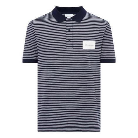 Box Logo Polo Shirt, ${color}