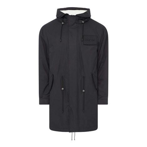 Casual Parka Jacket, ${color}