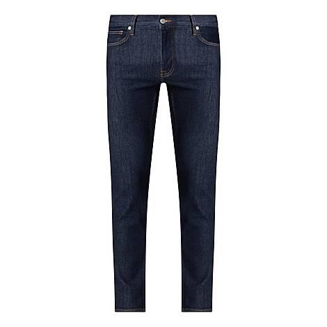 Slim Fit Comfort Jeans, ${color}