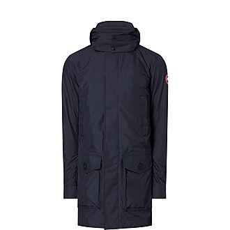 Crew Trench Coat
