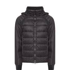 Hooded Hybridge Jacket