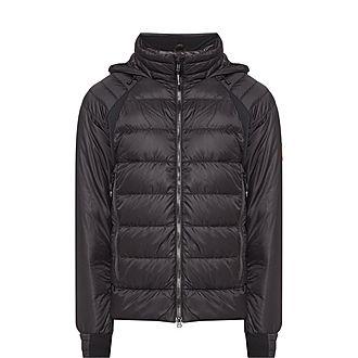 Hooded Hybridge Jacket
