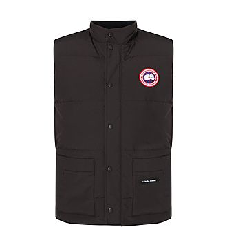 306b9f320eae45 New in CANADA GOOSE Freestyle Gilet €450.00