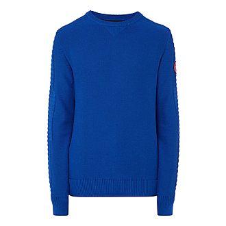 Paterson Crew Neck Sweater