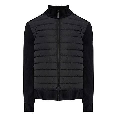 Hybridge Knit Jacket, ${color}