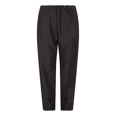 Tonal Brand Trousers, ${color}