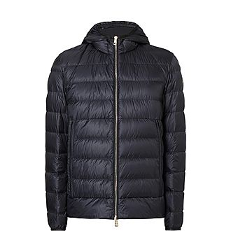 Emas Quilted Hooded Jacket