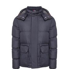 Glacier Quilted Coat