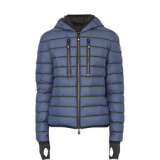 G Emerald Quilted Jacket