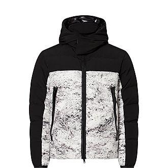 Moon Print Jacket