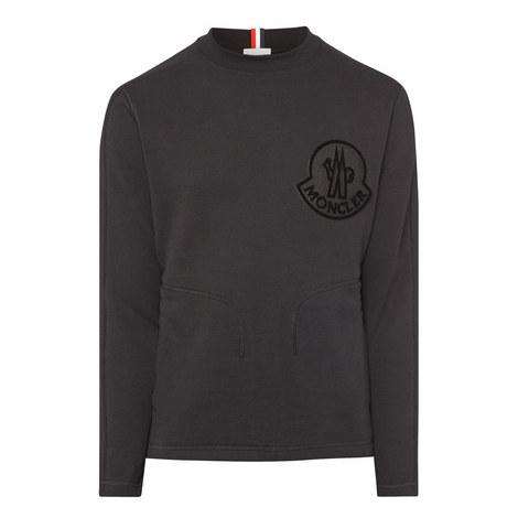 Maglia Badge Sweatshirt, ${color}
