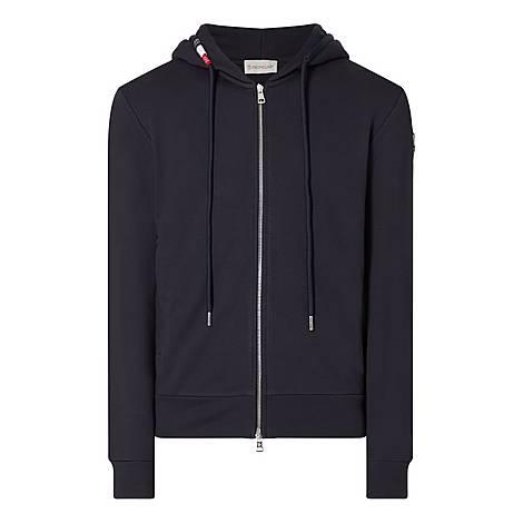Maglia Zip-Through Sweatshirt, ${color}