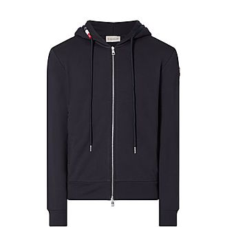 Maglia Zip-Through Sweatshirt