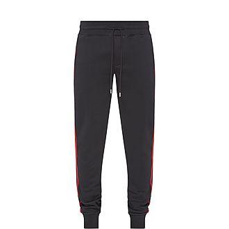 Stripe Panel Sweatpants