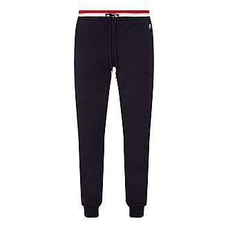 Striped Waistband Sweatpants