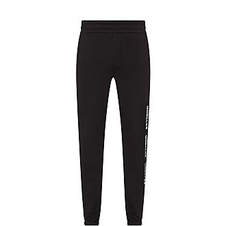 Logo Leg Sweatpants