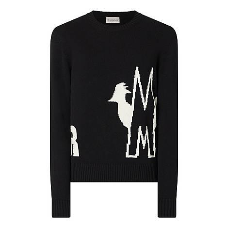 Cockerel Logo Sweater, ${color}