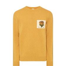 Porthpean Rose Sweater