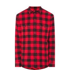 Oaxkley Check Shirt