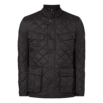Windshield Quilted Jacket