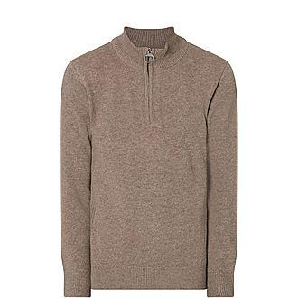 Holden Half-Zip Sweater