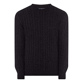 Sanda Cable Knit Sweater