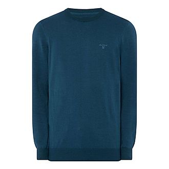 Light Crew Neck Sweater