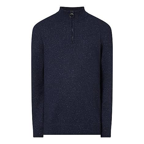 Tisbury Half Zip Sweater, ${color}