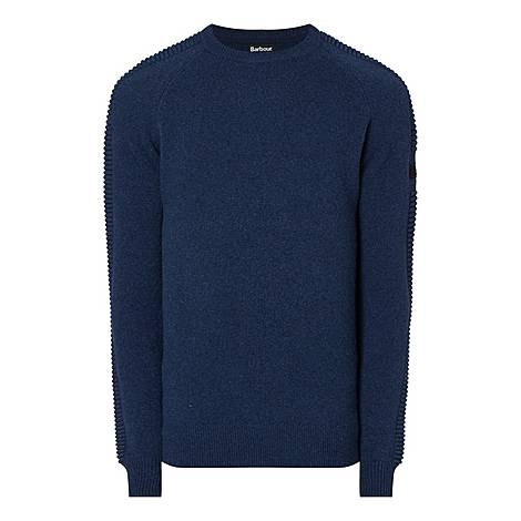 Tracker Ribbed Sweatshirt, ${color}