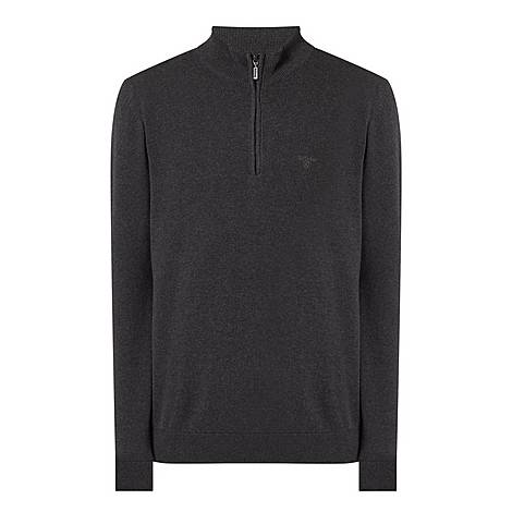 Avoch Half-Zip Sweater, ${color}