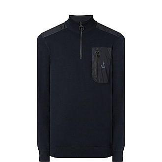 Almarine Half-Zip Sweater