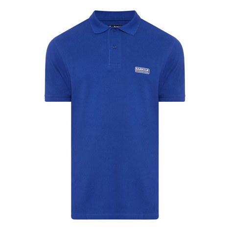Essential Logo Polo Shirt, ${color}