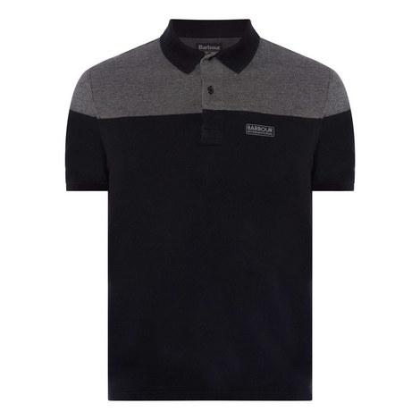 Curve Colourblock Polo Shirt, ${color}