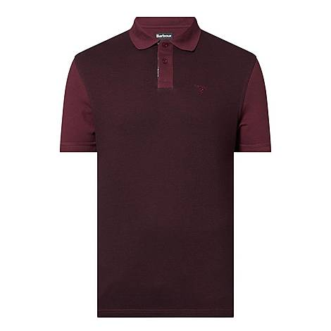 Dual Collar Polo Shirt, ${color}