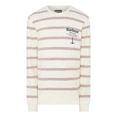 Offshore Striped Sweatshirt, ${color}