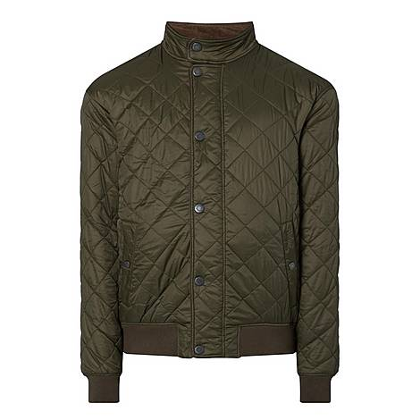 Edderton Quilted Bomber Jacket, ${color}