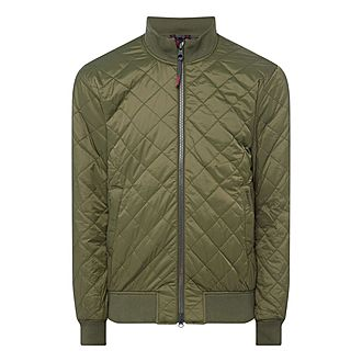 Blotter Quilted Jacket