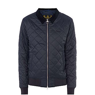 Skerry Quilted Jacket