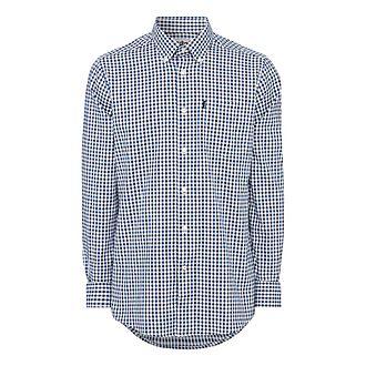 Oxford Gingham Shirt
