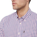 Gingham Tailored Shirt, ${color}