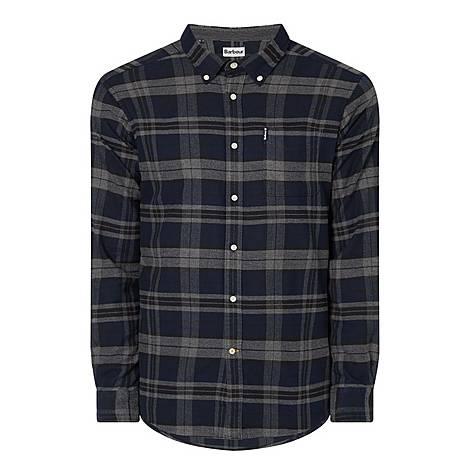 Highland Check 19 Shirt, ${color}