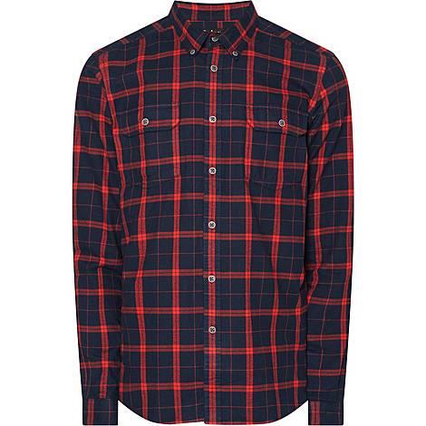 Shroud Check Shirt, ${color}