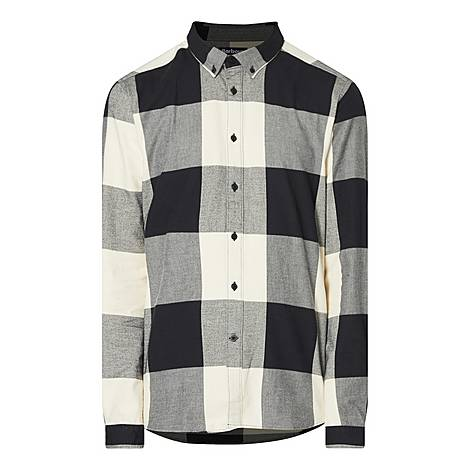 Large Gingham Shirt, ${color}