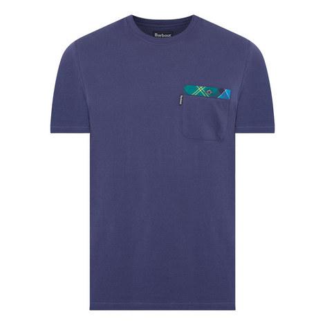 Bilberry Tartan T-Shirt, ${color}