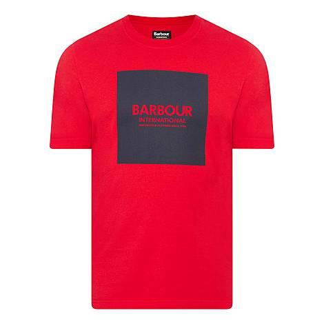 Logo Block T-Shirt , ${color}
