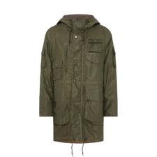 Wax Parka Jacket