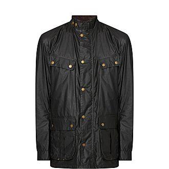 Duke Waxed Cotton Jacket