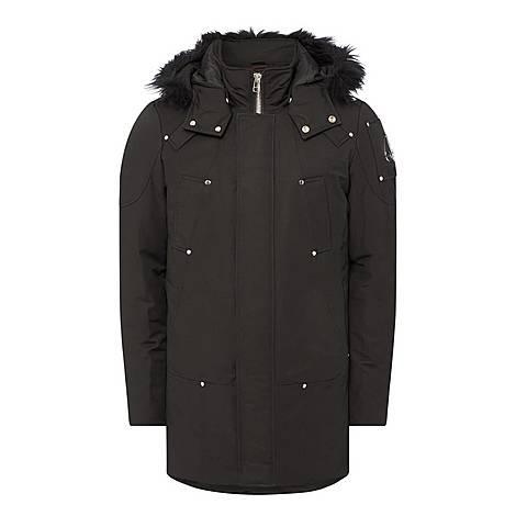 Stirling Parka Coat, ${color}