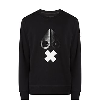 Eyes Logo Sweatshirt